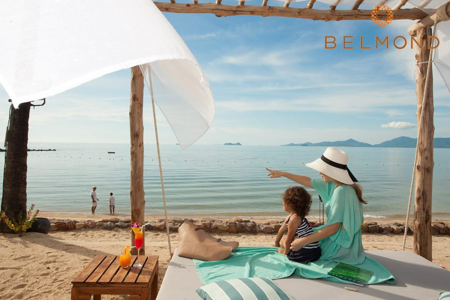 Lifestyle shoot at Belmond Napasai, Koh Samui, Thailand, by Peter Jackson